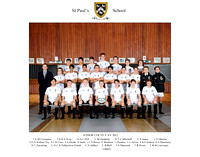 Colts Junior A XV RUGBY